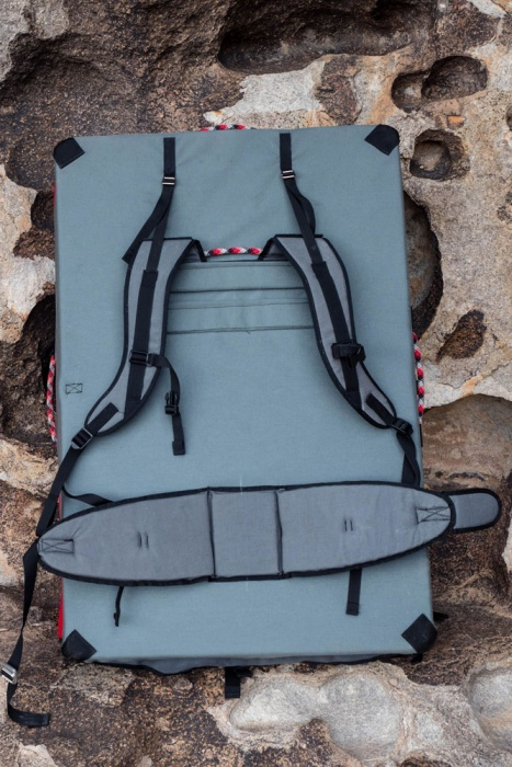 send climbing 3x4 crash pad bouldering review