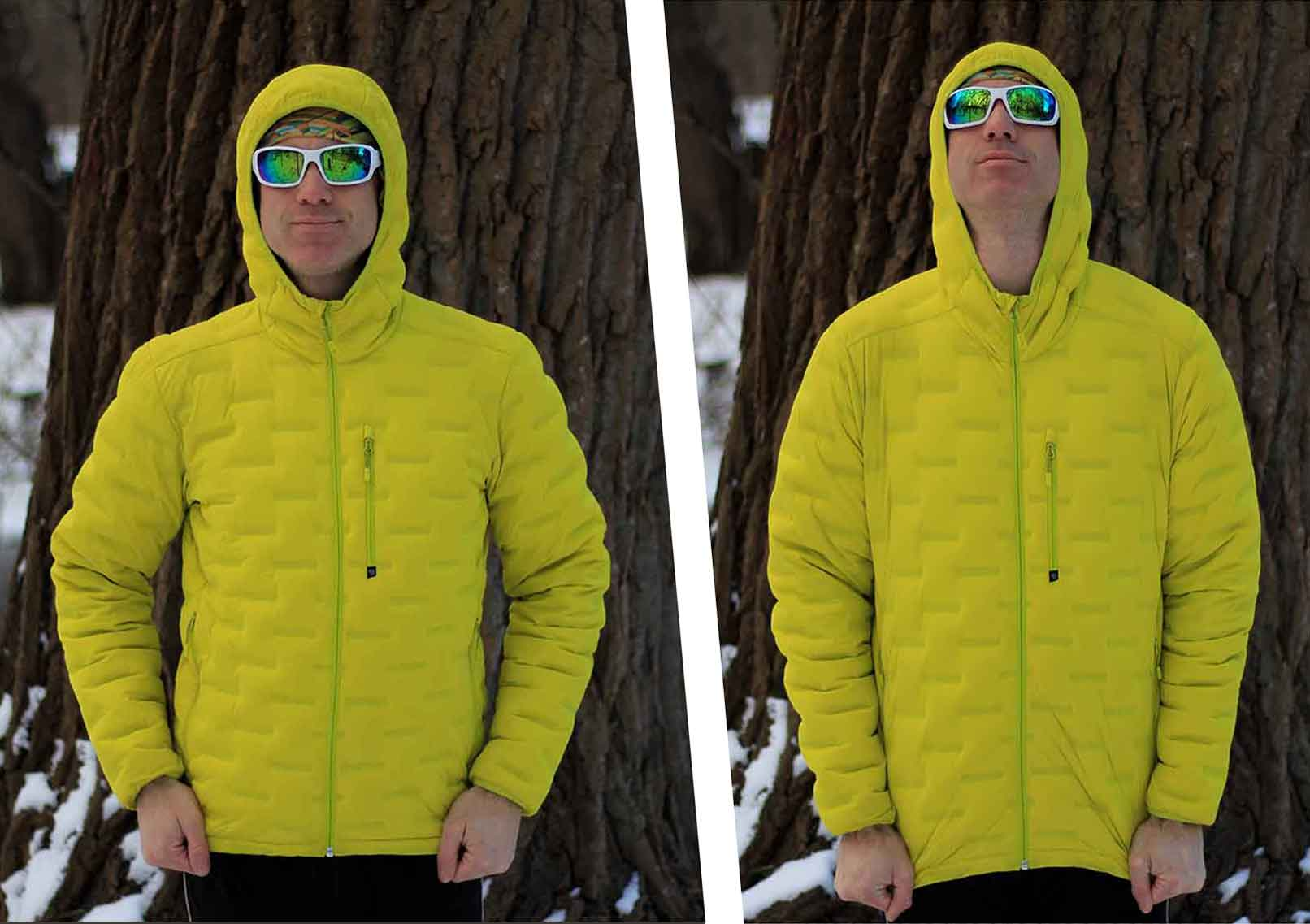 c2fc4a40f Stretch Puffy: Mountain Hardwear DS Hooded Review | GearJunkie