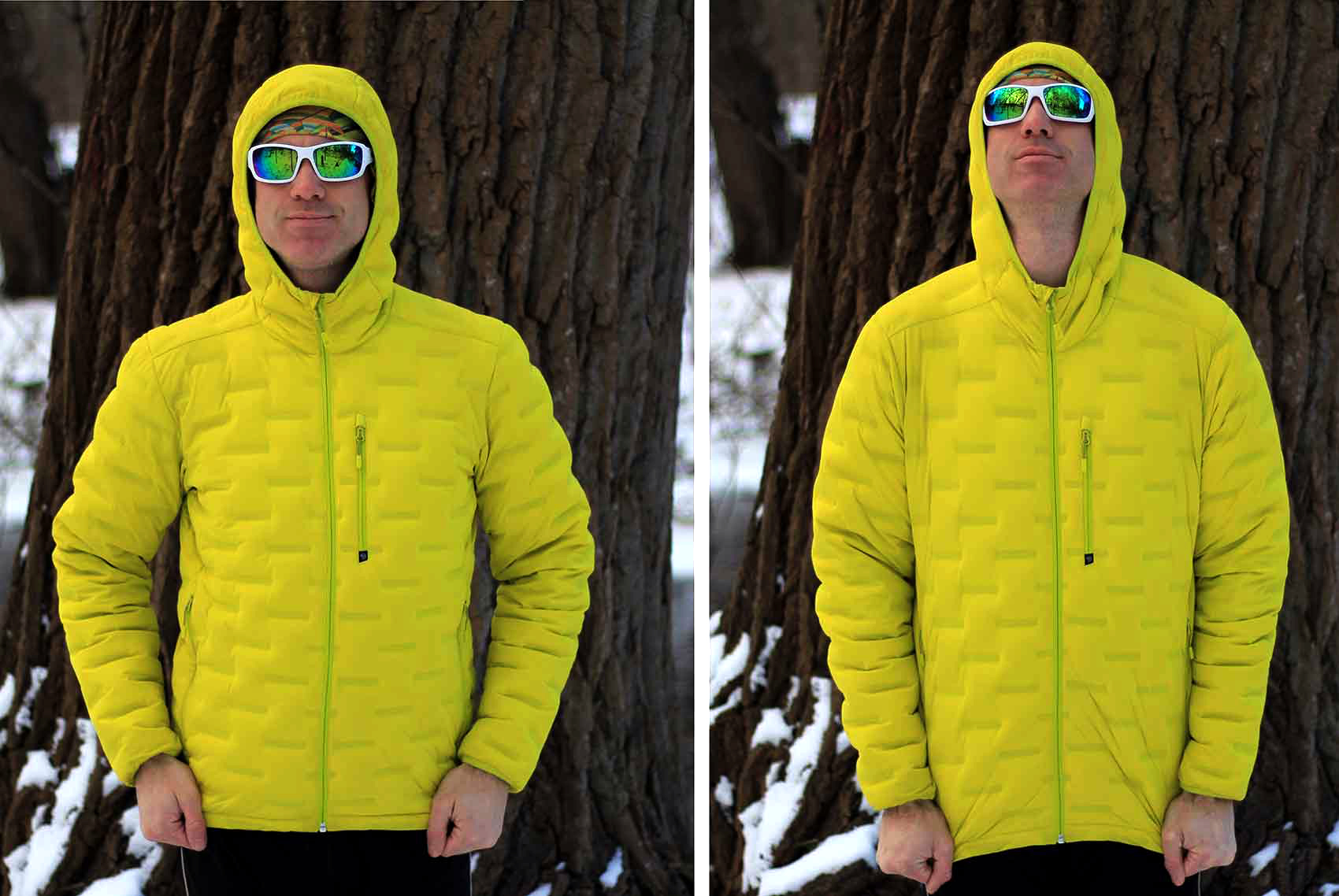 Stretch Puffy Mountain Hardwear Ds Hooded Review
