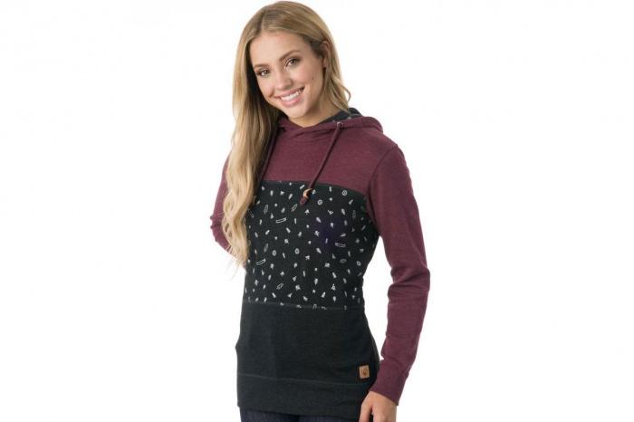 tentree foxhole hoodie