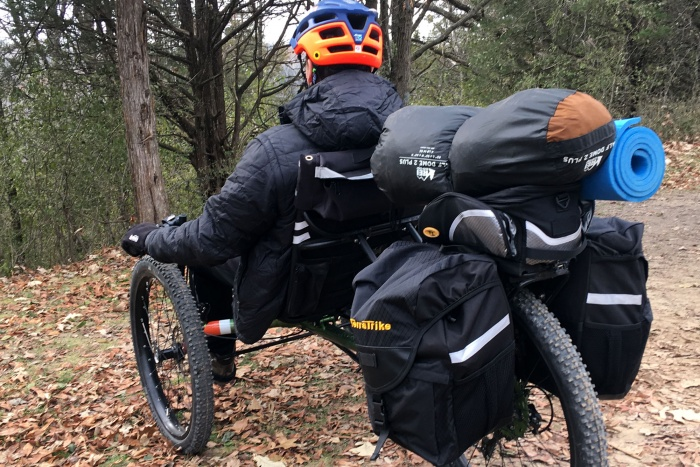 trike packing setup