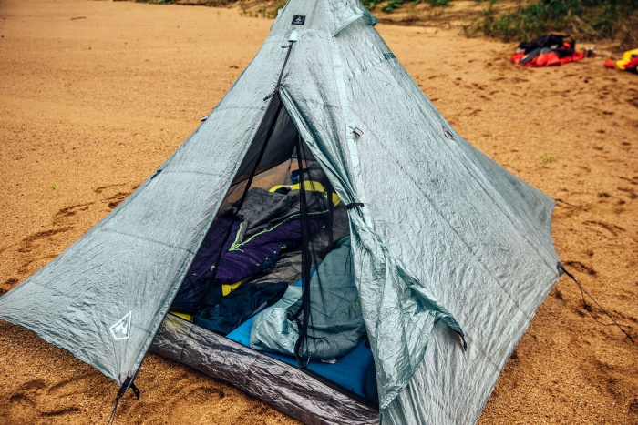 hyperlite mountain gear ultamid 2 tent mesh system review