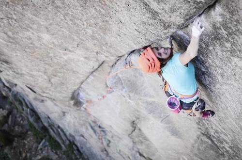 video Heather Weidner climbed China Doll