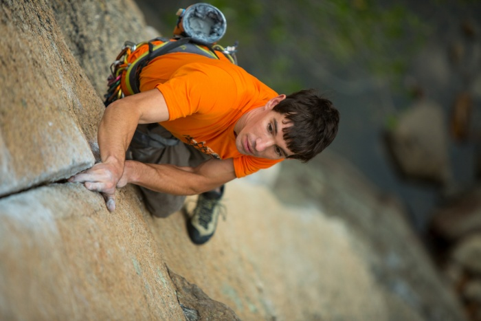 Alex Honnold: Robert and Miriam Underhill Award 2018 American Alpine Club Award