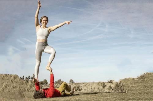 leggings yoga slacker