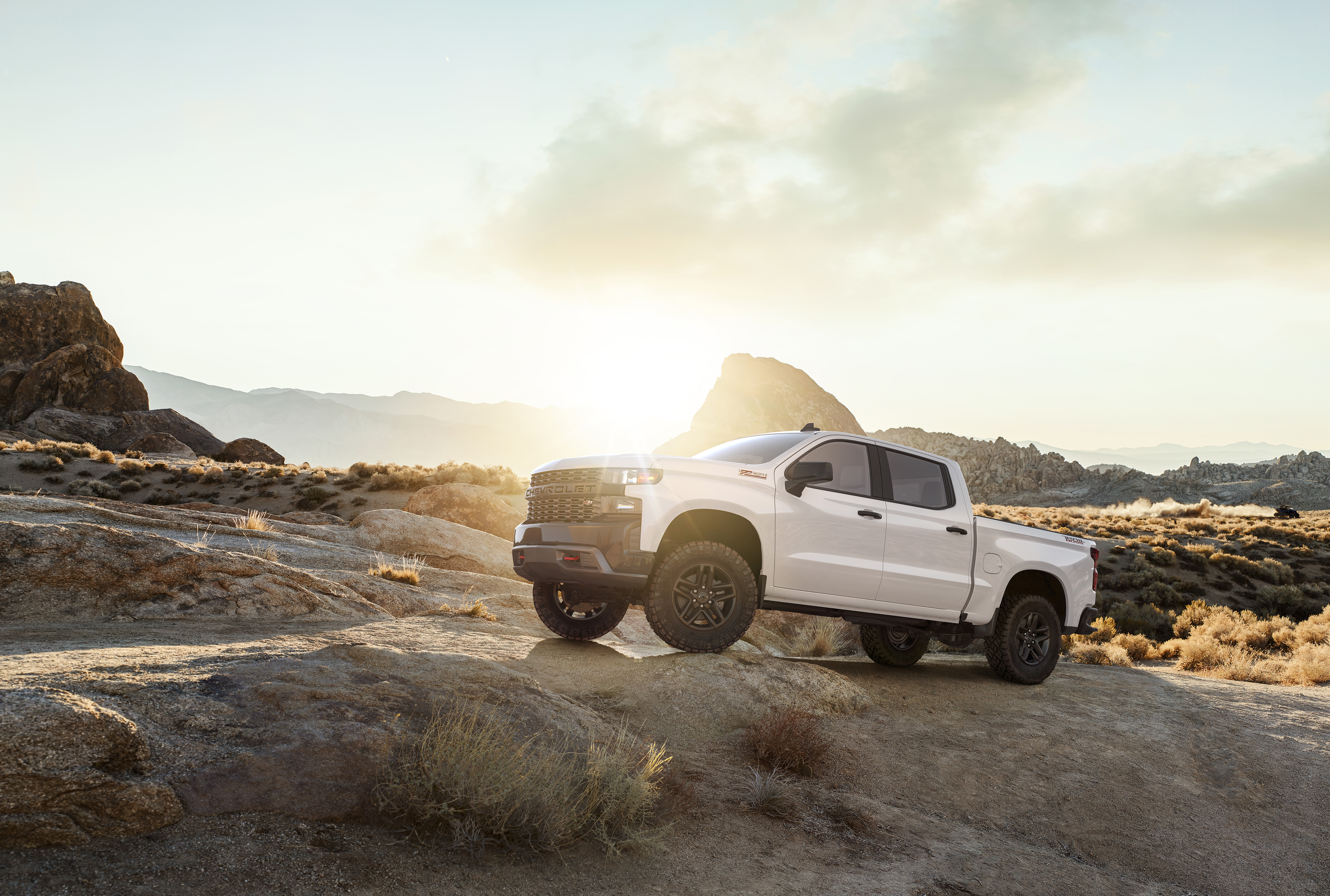 Meet Chevy's 2019 Adventure Truck: Silverado Grows 'Wings ...