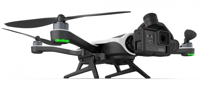gopro discontinues karma drone