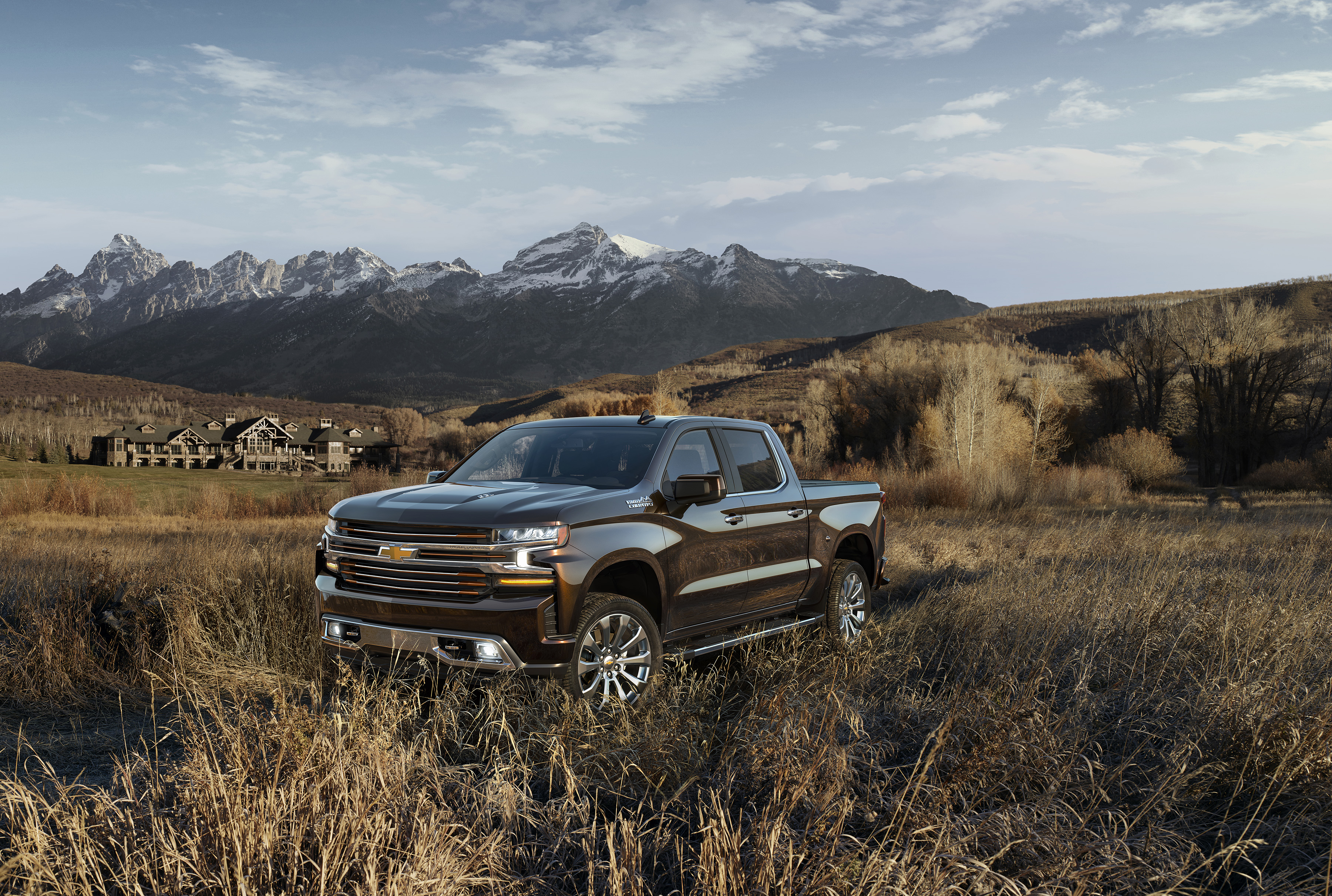 Meet Chevy s 2019 Adventure Truck Silverado Grows Wings