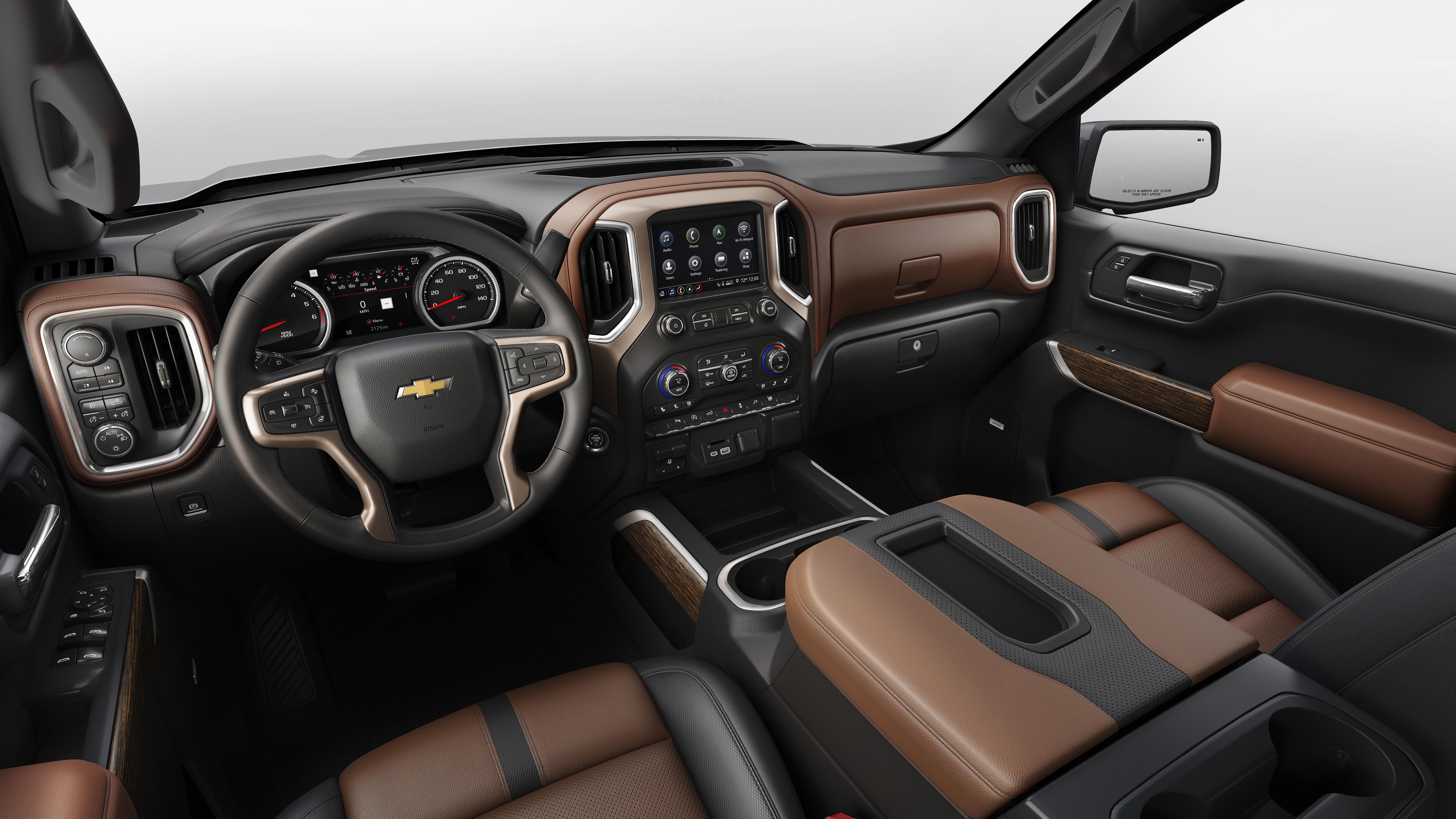 Gmc Sierra Accessories 2017 >> Meet Chevy's 2019 Adventure Truck: Silverado Grows 'Wings'