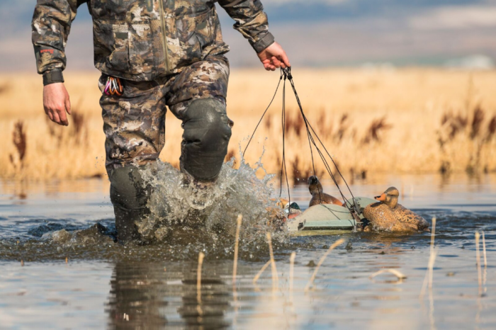 Sitka chest deep gore tex pro wader