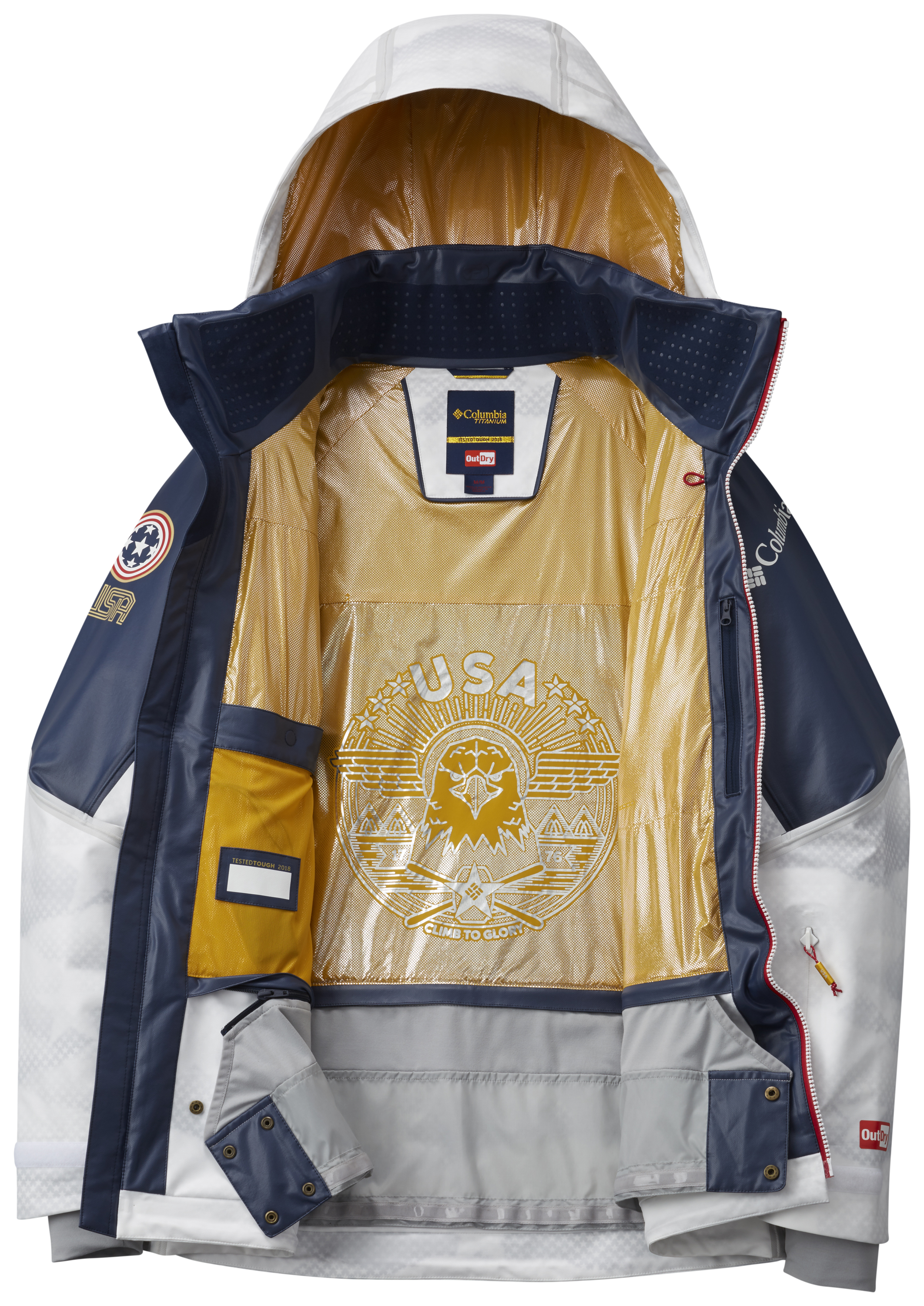 Canadian Down Jacket