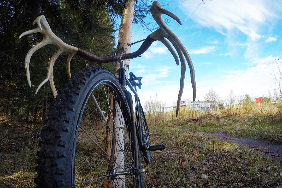 antler bicycle finland