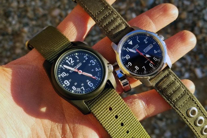 Bertucci DX3 Field Watch review