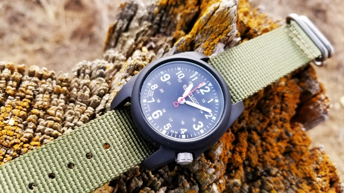 Bertucci DX3 Field Watch review