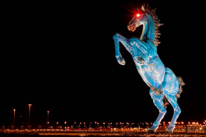 blucifer denver international airport