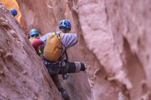 canyoneering video