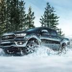2019 ford ranger winter snow