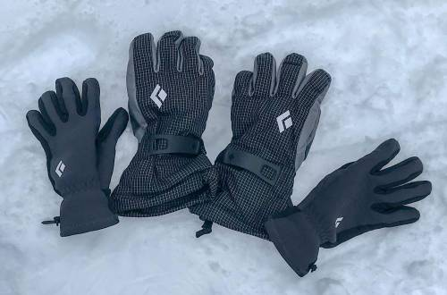 black diamond helio gloves