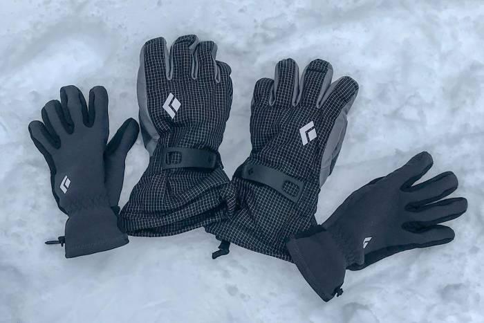 Black Diamond Helio gloves reviewed