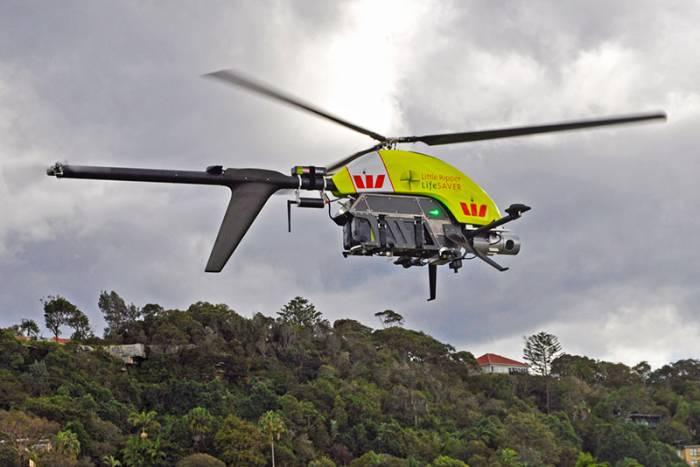 Little Ripper Drone rescue