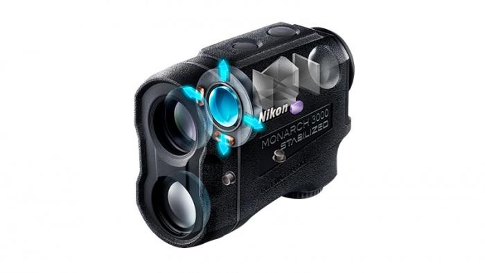 Nikon Monarch 3000 Stabilized