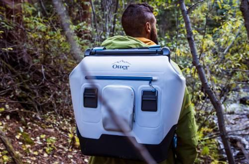otterbox trroper soft cooler backpack