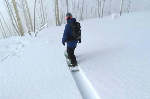 snow surf 101
