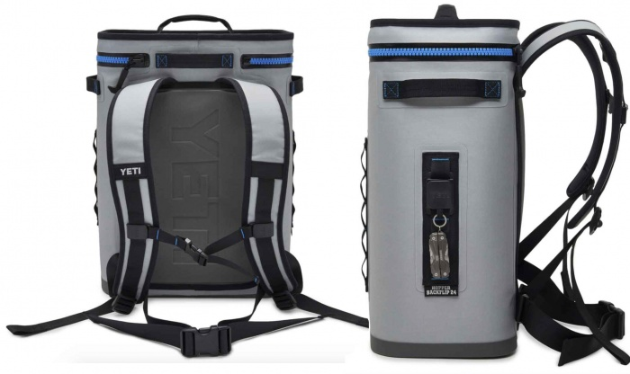 yeti hopper backfilp 24 cooler backpack