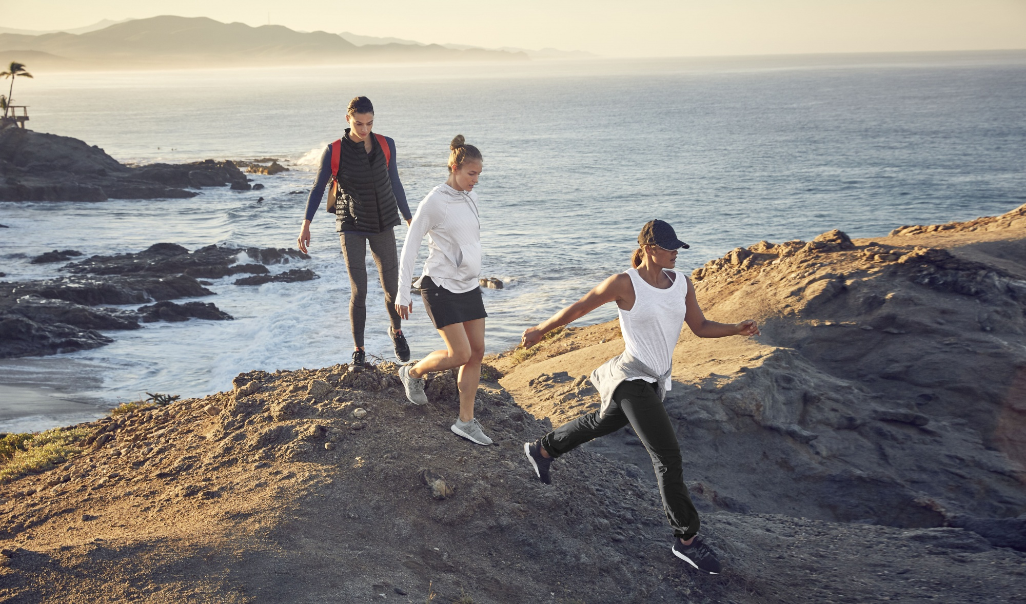 Athleta women's apparel available at REI.