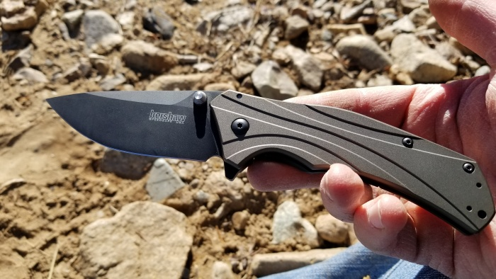 kershaw knockout knife
