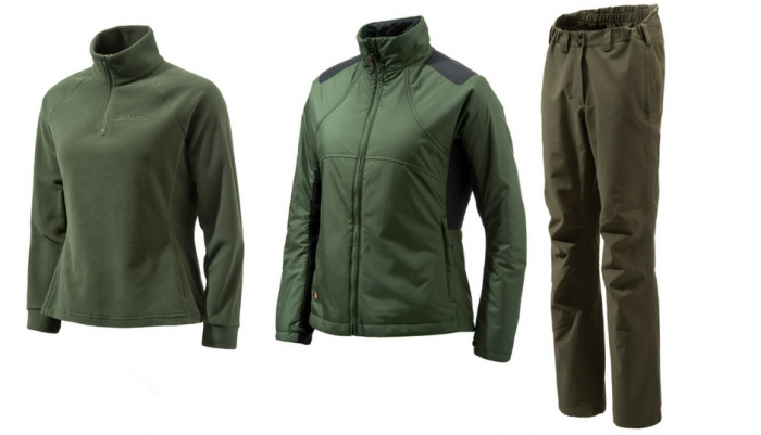 Beretta Women's Global Big Game apparel