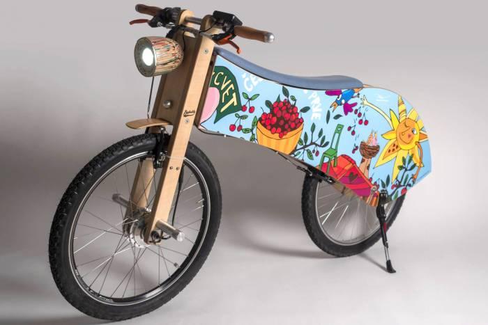 Big Buddy Bike