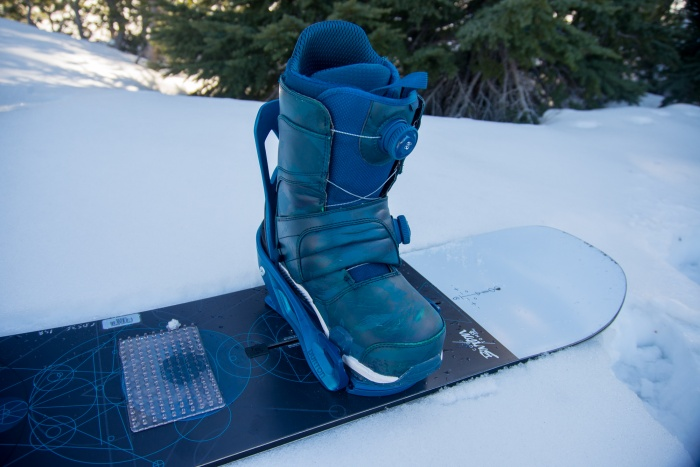 Burton Step on binding review