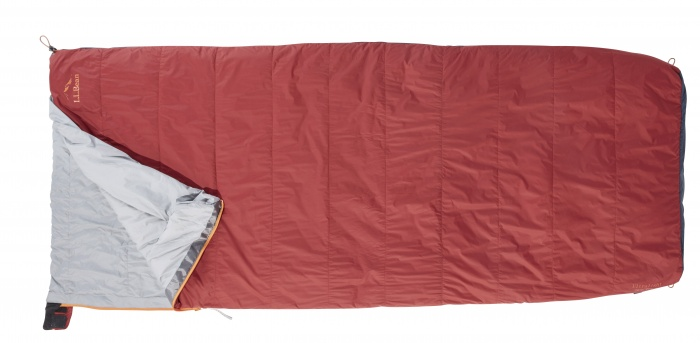 ll bean aerogel primaloft gold ultralight sleeping bag