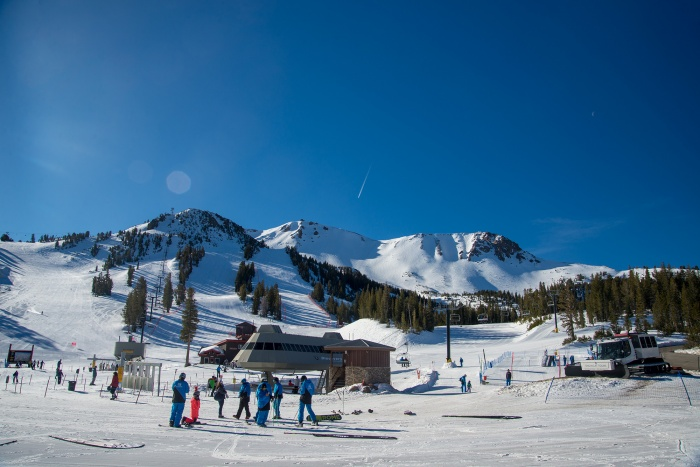 mammoth mountain outpost