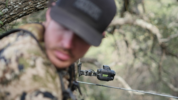 Hunting with Garmin Xero A1i bow sight