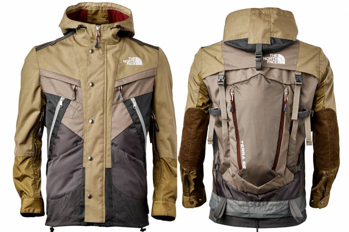 tnf terra backpack jacket