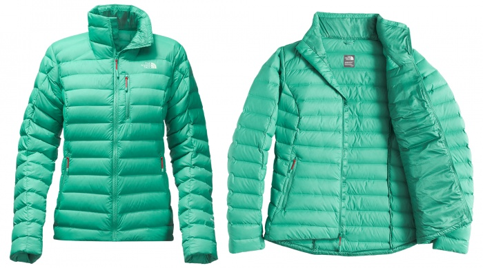 The north face puffy sale