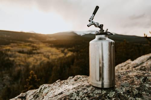 trail keg