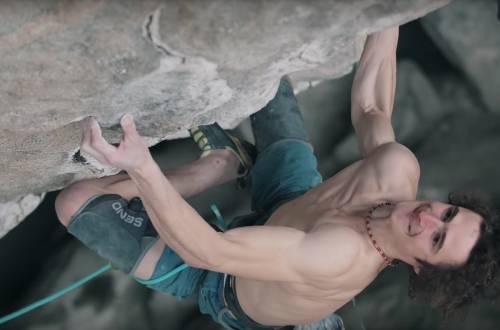 adam sends silence world's first 5.15d hardest climb
