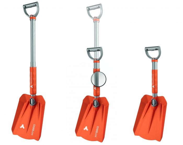 Advenate Hybrid Set probe shovel