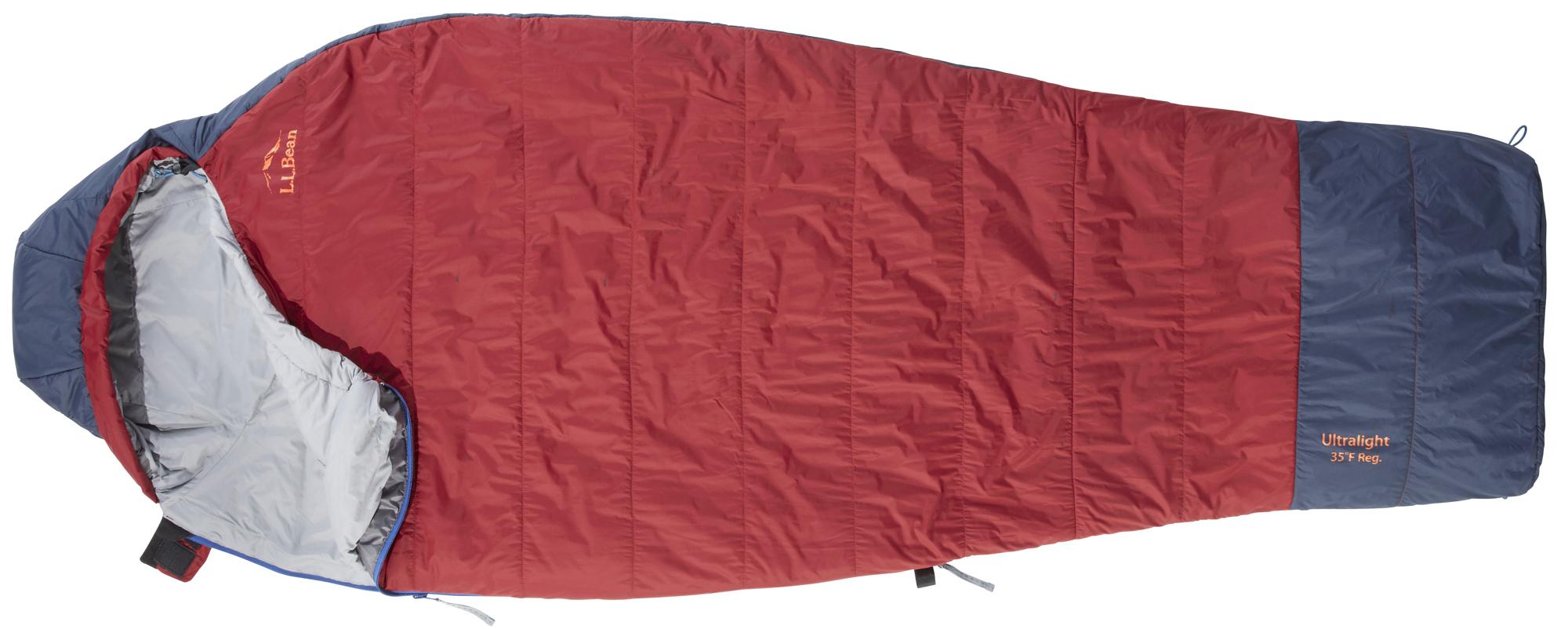 L L Bean Introduces Aerogel Insulated Sleeping Bag