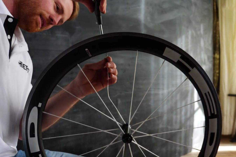 Freaking Strings! Fabric Bike Spokes Are Stronger Than Steel