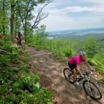 cliff trail biking arkansas high country route