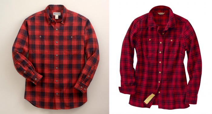 duluth trading company flannel sale