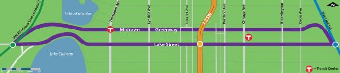 greenway streetcar