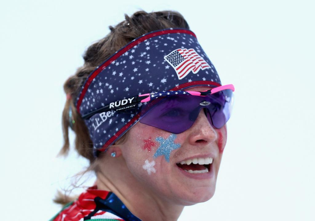Diggins paces US women to first Olympic cross-country medal