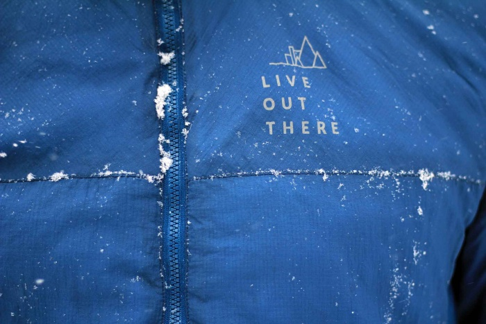 live out there logo