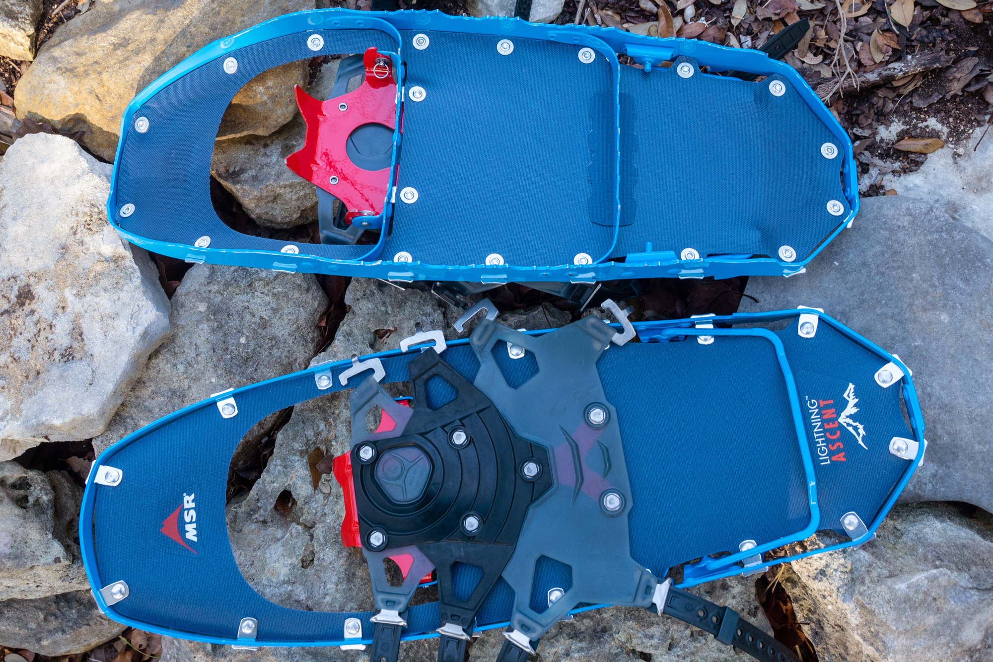 & MSR Lightning Ascent Snowshoe Review