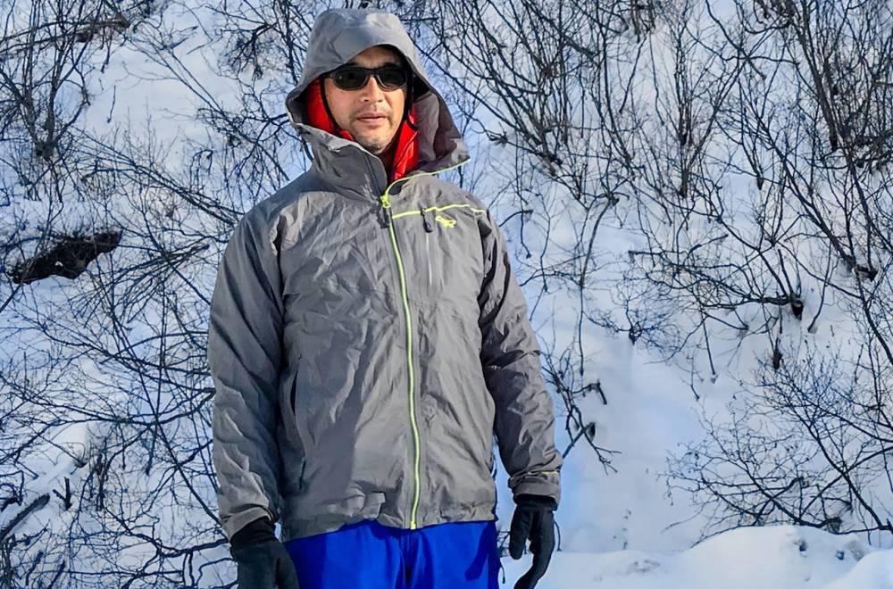 outdoor research interstellar jacket ascentshell